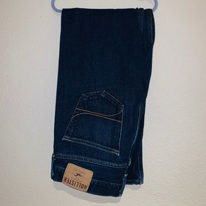 Men Authentic Denim Jean